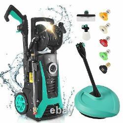 2000PSI 2.1GPM Electric Pressure Washer High Power Cleaner Machine Water Sprayer