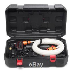 20V Portable Cordless Pressure Power Cleaner Washer Gun Water Hose Nozzle Pump