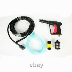 220V High Pressure Washer Car Washing Machine 1200W 55Bar Y