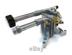 2400 psi POWER PRESSURE WASHER WATER PUMP Briggs & Stratton Speed Clean 020261-1