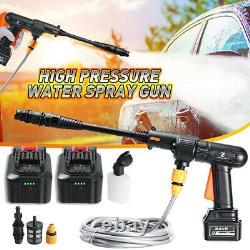 24VF Car High Pressure Washer Water Spray Gun Cleaner Washing Machine Garden