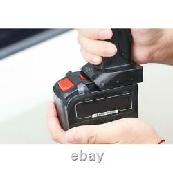24V High Pressure Wireless Car Washer Set Spray Gun Cordless Water Power Clean