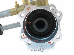 2600 PSI, 2.5 GPM AR Power Pressure Washer Pump for Troy-Bilt 020416-0, 020416-1