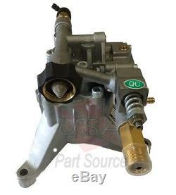 2700 PSI Pressure Washer Water Pump Troy Bilt Husqvarna Briggs & Stratton Husky