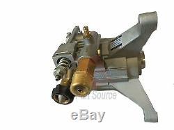 2700 Psi Power Pressure Washer Water Pump With Brass Head 020213 020240
