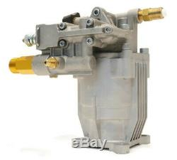 2800-3000 PSI, 2.5 GPM Pressure Washer Pump with 3/4 Shaft, Premium, Cold Water