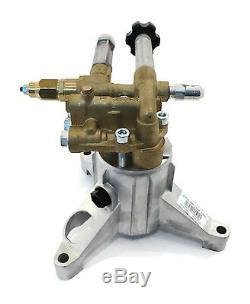 2800 PSI Upgraded AR POWER PRESSURE WASHER WATER PUMP Troy-Bilt 020486 020486-0