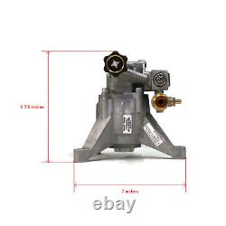 2800 psi POWER PRESSURE WASHER WATER PUMP Excell Devilbiss WGV2021 WGV2021-1