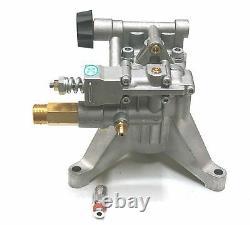2800 psi Power Pressure Washer Water Pump fits Briggs & Stratton Elite 020306-0