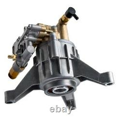 2.2-2.5 GPM 2500-3000 PSI Water Pressure Washer Pump for 7/8 Shaft Vertical