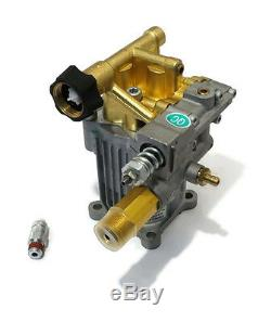 3000 PSI PRESSURE WASHER WATER PUMP & SPRAY KIT Husqvarna 6026PW 6027PW PW3100