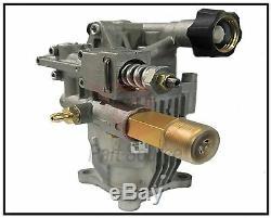 3000 PSI PRESSURE WASHER Water PUMP Honda K2400HH G2400HH Karcher 3/4 ALUMINUM