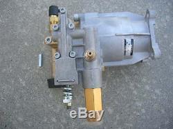 3000 PSI Power Pressure Washer Water Pump Simpson Mega Shot MS60850 FREE KEY