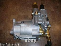 3000 PSI Pressure Washer Pump Fits 3/4 Shaft Homelite Troybilt 020242 FREE Key