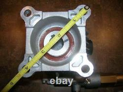 3000 PSI Pressure Washer Pump Horizontal Crank Engine Honda Free Key Curve Elbow