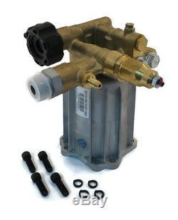 3000 psi AR Horizontal Pressure Washer Pump for Blackmax, Generac, Husky, Honda