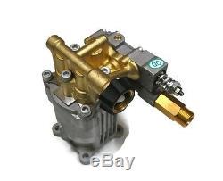 3000 psi PRESSURE WASHER WATER PUMP Briggs & Stratton Power Boss 020309 -0 -1 -3
