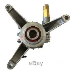 3100 PSI 2.5 GPM POWER PRESSURE WASHER WATER PUMP 7/8 Shaft Brass Head NEW