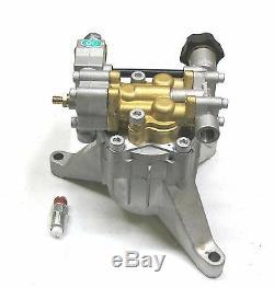 3100 PSI POWER PRESSURE WASHER WATER PUMP & SPRAY KIT 7/8 Shaft Brass Head
