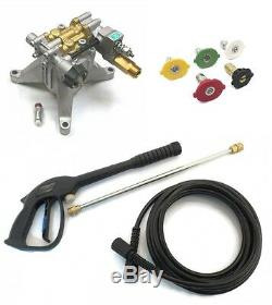 3100 PSI POWER PRESSURE WASHER WATER PUMP & SPRAY KIT for Troy-Bilt Units
