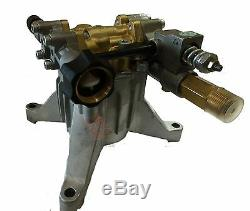 3100 PSI POWER PRESSURE WASHER WATER PUMP Upgraded Brute 020291-0 020291-1