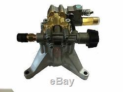 3100 PSI POWER PRESSURE WASHER WATER PUMP Upgraded Husqvarna 6026PW 6027PW PW310