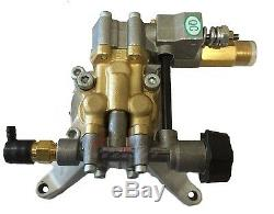 3100 PSI POWER PRESSURE WASHER WATER PUMP Upgraded Sears Craftsman 580.752050