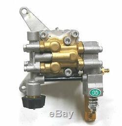 3100 PSI Upgraded POWER PRESSURE WASHER WATER PUMP Briggs & Stratton 020240