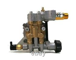 3100 PSI Upgraded POWER PRESSURE WASHER WATER PUMP Brute 020427-0 020345-0