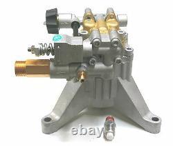 3100 PSI Upgraded POWER PRESSURE WASHER WATER PUMP Devilbiss VR2300 VR2400