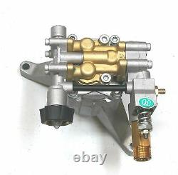 3100 PSI Upgraded Pressure Washer Water Pump for Generac 580.767100 & 580.768010