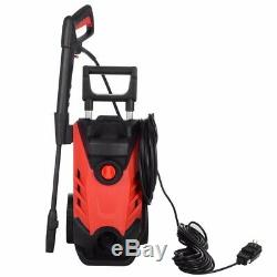 3500PSI Water Electric Pressure Washer Kit 2.9 GPM Power With Hose Detergent US