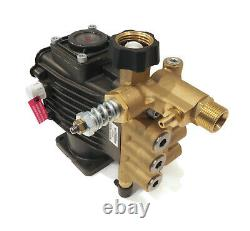 3600 PSI Pressure Washer Pump 2.5 GPM, 3/4 Shaft, 6.5 HP for Troy-Bilt 190151GS