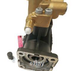 3600 PSI Pressure Washer Pump, 3/4 Horizontal Shaft, 2.5 GPM, 3500 RPM, 6.5 HP