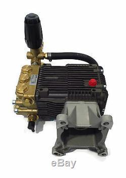 3700 psi RKV POWER PRESSURE WASHER PUMP & VRT3 Devilbiss ZR3700-1 ZR3700 ZR3600