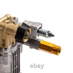 3/4 Shaft 2.2-2.5 GPM 3000-3200 PSI Cold Water Pressure Washer Pump