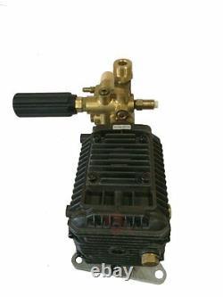 4000 PSI Pressure Washer Water Pump 1 Horizontal Shaft Coleman Generac Excel