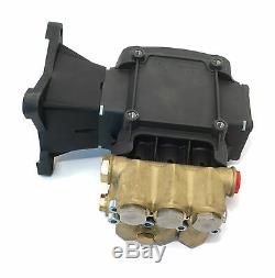 4000 psi AR POWER PRESSURE WASHER Water PUMP (Only) replaces RKV4G37D-F24