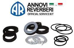 AR Annovi Reverberi OEM REPAIR KIT 2782 WATER SEALS XW XWA 20mm AR2782 Italy