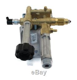 AR Annovi Reverberi RMW25G28D-F7-EZ Pressure Washer Water PUMP 2.5 GPM 2600 PSI