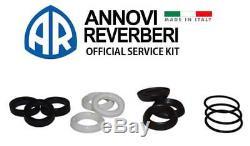Annovi Reverberi AR2167 OEM Pump Water Seal Kit SJV / SJW Series Italy AR 2167