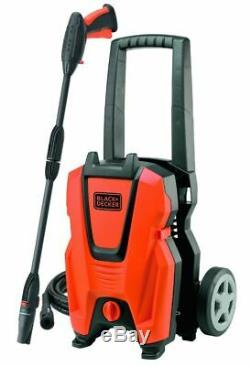 B&D Electric High Pressure Washer High Power Jet Water Patio Car Cleaner