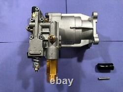 Brute 020303-1 3000 PSI Pressure Washer Pump 3/4 Shaft Free Shaft Key