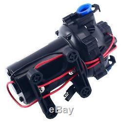Caravan/RV/Marine/Boat Water Diaphragm Self Priming Pump 20 L/min 5.5 Gpm 60 Psi
