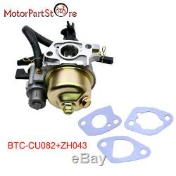 Carby Carb For Jingke Huayi Ruixing 5.5hp 6.5hp 168F Water Pump Pressure Washer