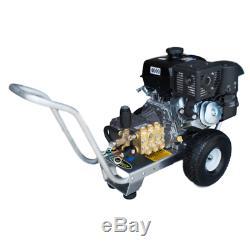Cold Water Gas Pressure Washer 4.0 Gpm 3500 Psi Honda Gx390 13hp Engine