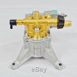 Cold Water Gas Pressure Washer Replacement Pump Brass 3000PSI Honda, Generac, AR