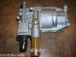 Coleman Powermate PW0872402 3000 PSI POWER PRESSURE WASHER PUMP FREE SHAFT KEY