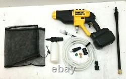 DEWALT DCPW550B 20V 550 PSI 1.0 GPM Water Cordless Electric Power Cleaner GR