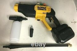 DEWALT DCPW550B 20V 550 PSI 1.0 GPM Water Cordless Electric Power Cleaner GR M